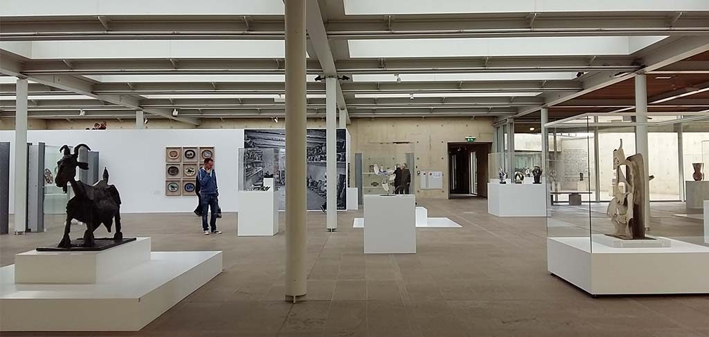 Picasso-aan-Zee-zaloverzicht-foto-Wilma-Lankhorst