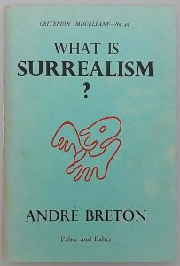 Gek-van-surrealisme-coll-Penrose-boek-Andre-Breton-What-is-surrealism-1932-foto-wilma-Lankhorst