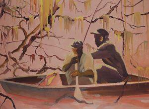 Lakenhal op locatie - LUMC Maurice-Braspenning-Swamp_2001