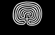 Afrika-Wereldmuseum-Rotterdam-logo-labyrinth