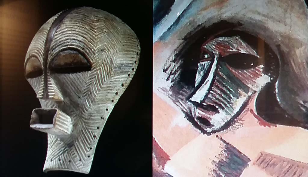 Afrika-invloed-van-maskers-op-avant-garde-kunstenaars-collectie-Afrika-Museum-foto-Wilma-Lankhorst