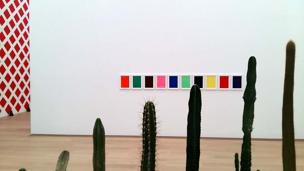 Martin Creed SAY-CHEESE-zaaloverzicht-3-Museum-Voorlinden-Martin-Creed-foto-Wilma-Lankhorst