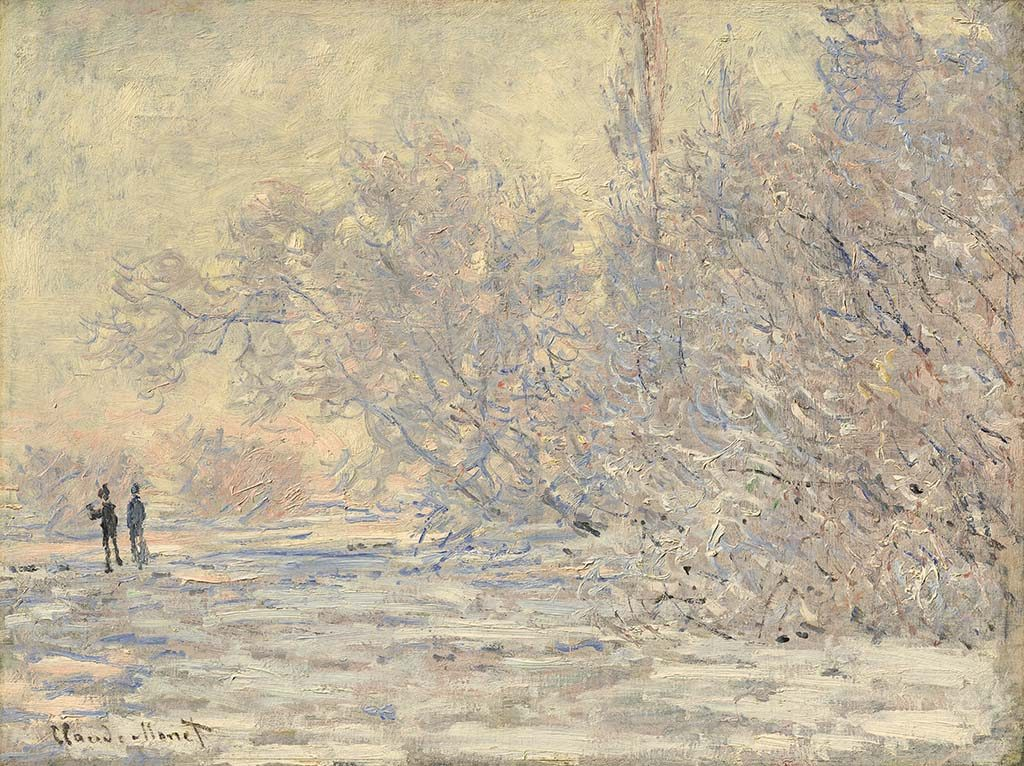Museum Barberini Claude_Monet_Winterochtend-in-Raureif_in_Giverny