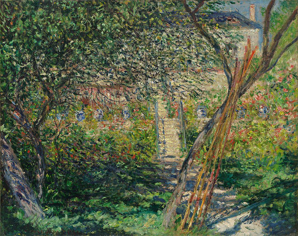 Museum-Barberini-Monet_Claude_De_tuin_in_Vetheuil