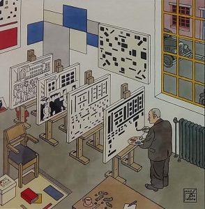 Mondriaan-kinderprentenboek-en-toen-de-stijl-©-Joop-Swart