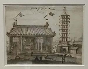 Barbaren en Wijsgeren reisboek-Johan-Nieuhofs-De-Porcellyne-Tooren-1762-foto-wilma-Lankhorst