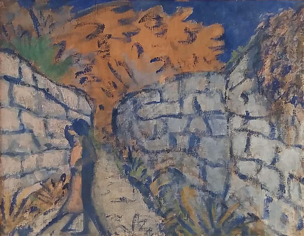 Brücke-Museum-Berlijn-Verliefdstel-tussen-tuimnmuren-1916-Otto-Mueller-foto-Wilma-Lankhorst.
