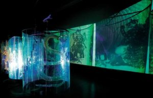 Nalini-Malani-Stedelijk-Amsterdam- Transgressions (2000) foto-Stedelijk-Museum