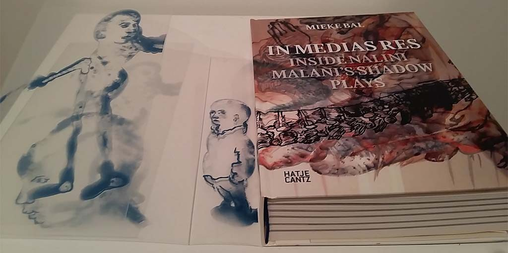 Nalini-Malani-publicatie-Mieke-Bal-Stedelijk-Amsterdam-foto-Wilma-Lankhorst