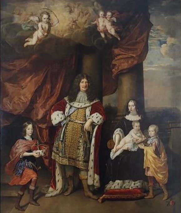 blog-Schloss_Oranienburg_-Familienbildnis-Keurvorst-Frederik-Willen-en-Prinses-Louise-Henriette_Schilder-Jan-Mijtens