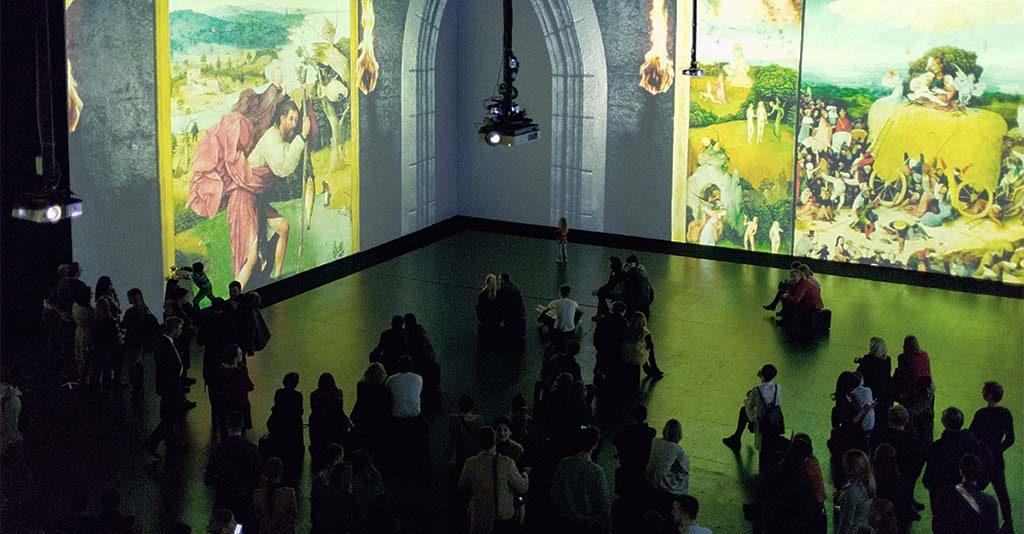 Bosch-Visions-Alive-zaalimpressie-3-de-poort-van-de-hel-foto-Bosch-Visions-Alibe-berlin