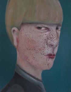 Portret Sproet ©Dorien Plaat