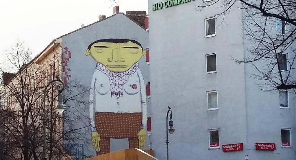 Street Art Berlijn Os-Gemeos-foto-Wilma-Lankhorst