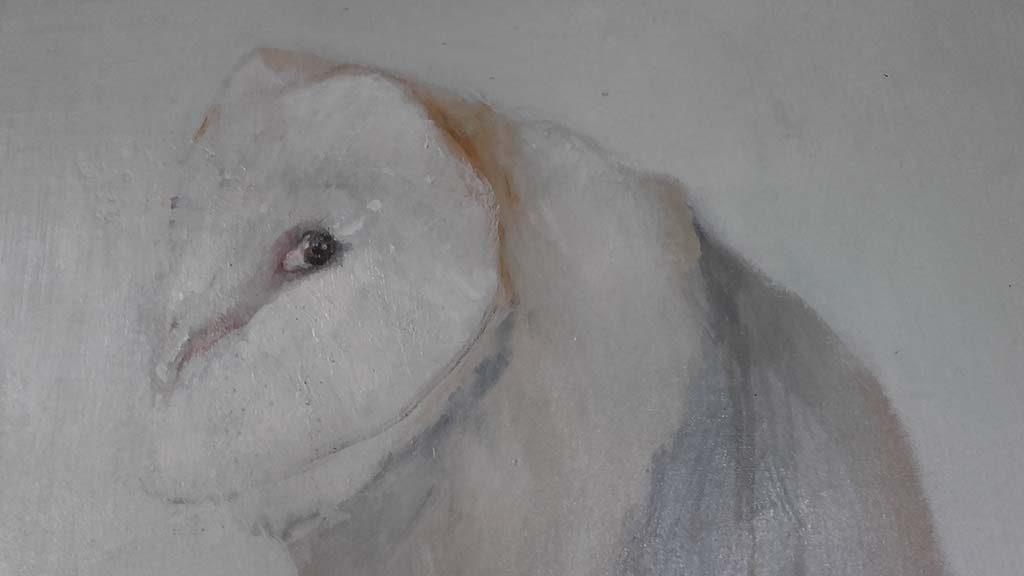 sneeuw-uil-schilderij-Dorien-Plaat-Gorssel