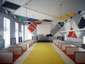 Hans-Arp-Theo-van-Doesburg-Maquette-van-de-Aubette-te-Straatsburg-interieur-Cin®-dancing-ontwerp-1928-maquette-circa-1888-photo-Cary-Markerink