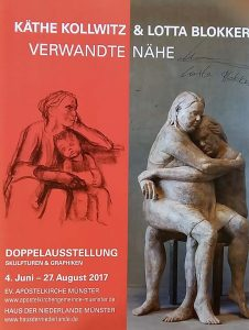 Blokker & Kollwitz poster-Munster-2017-foto-Wilma-Lankhors