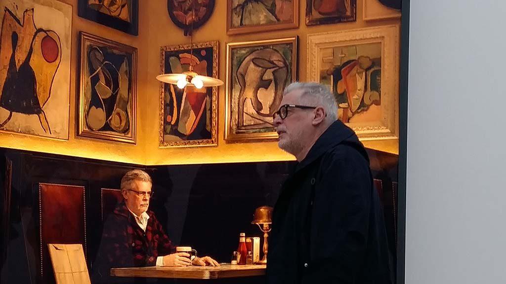 Rodney-Graham-artist-in-artist-cafe-Mueum-Voorlinden-foto-wilma-Lankhorst