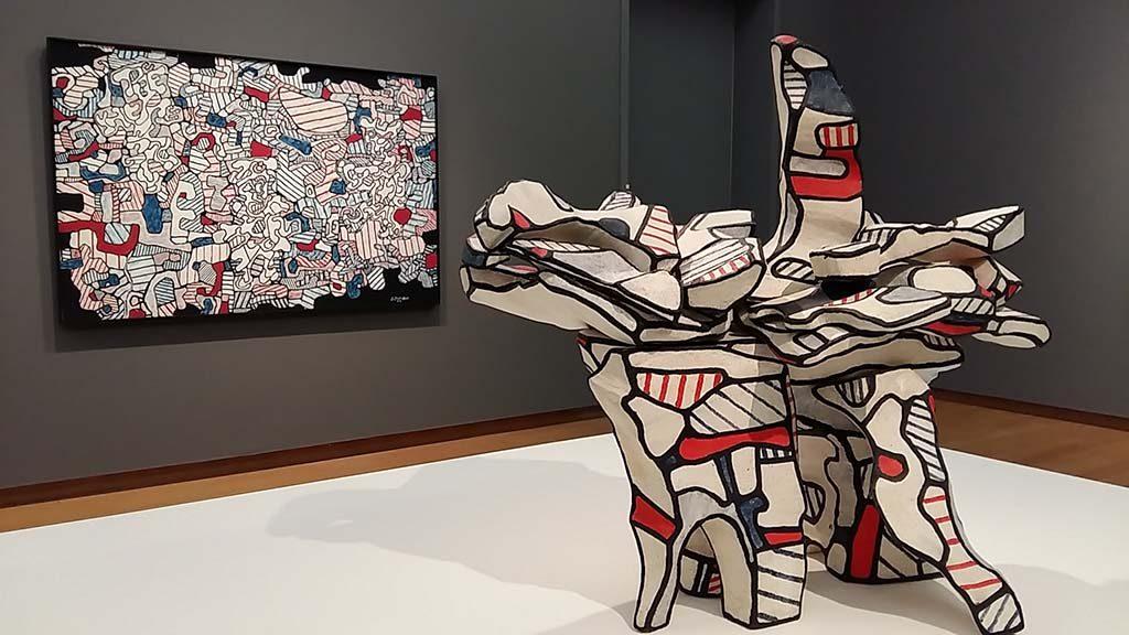 Jean Dubuffet The-deep-end-zaaloverzicht-2-Stedelijk-Museum-foto-Wilma-Lankhorst