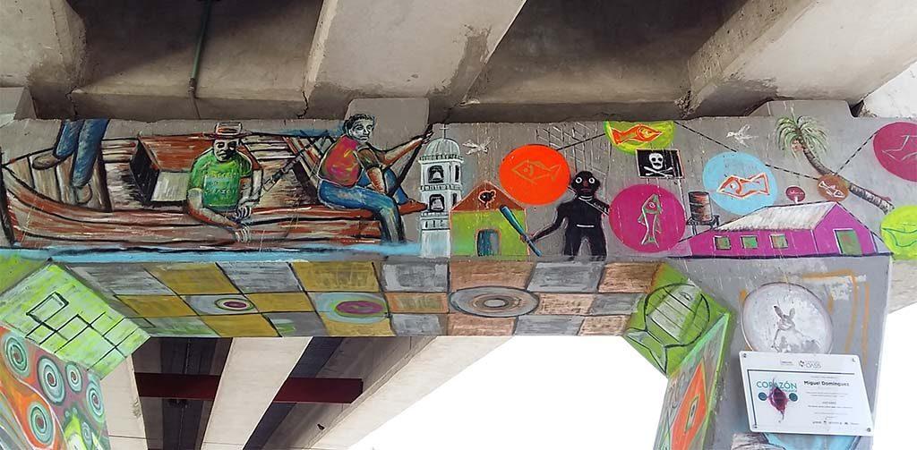 Cancun street art viaduct-Joben-Miguel-Dominguez-Antares-2016-Hart-van-de-vissers-foto-Wilma-Lankhorst