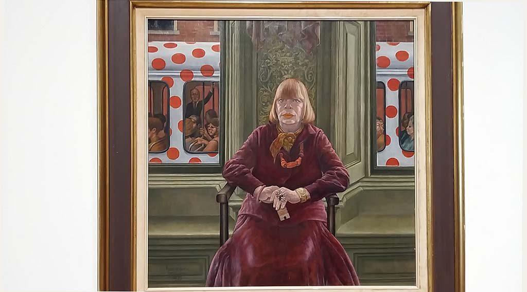 Herman Gordijn Stippentram-1975-Lida-Polak-Museum-MORE-Foto-Wilma-Lankhorst.