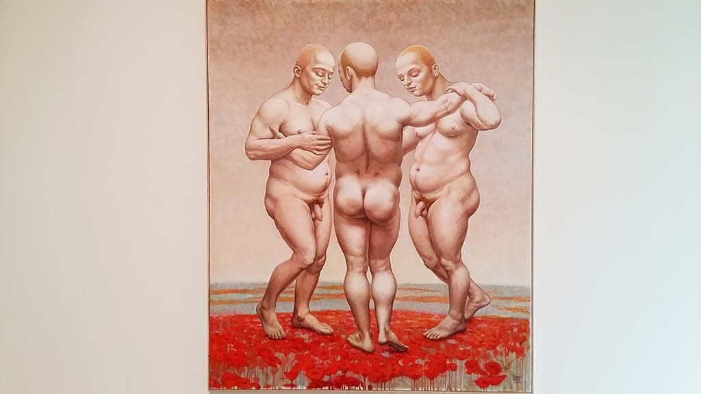 Herman-Gordijn-de-drie-gratiën-2009-2010-Museum-MORE-foto-Wilma-Lankhorst