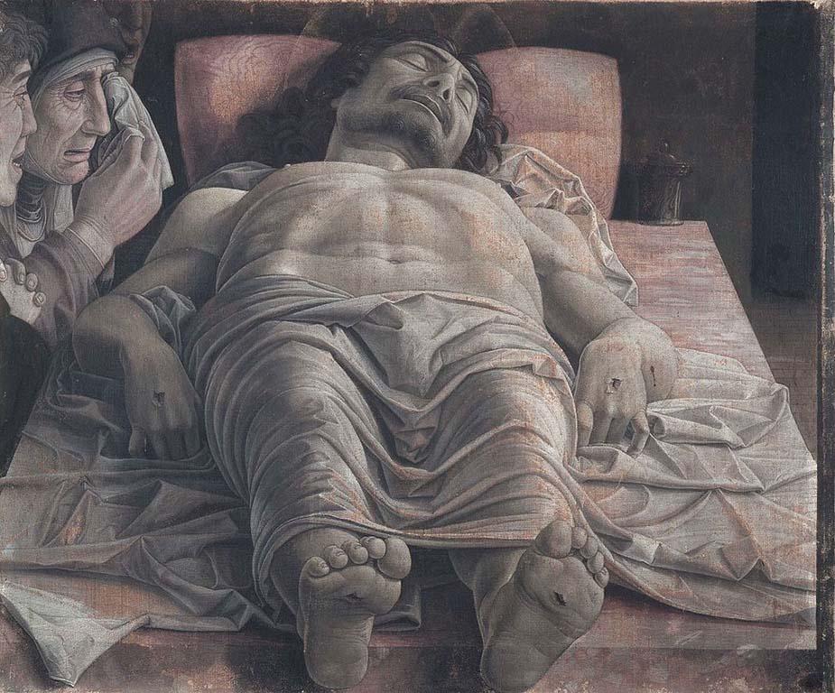 Mantegna-de-bewening-van-Christus-1431-1506 coll Brera Pinacoteca