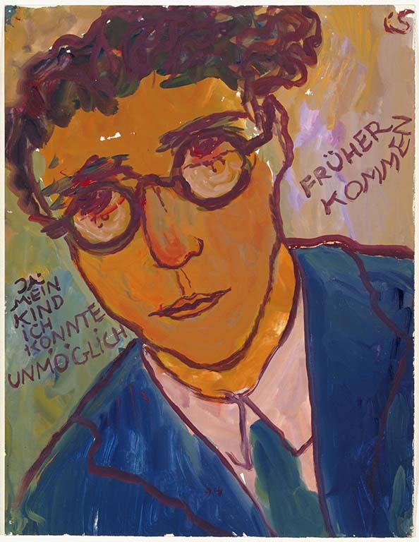 Charlotte-Salomon-Alfred-1940-1942.-Collectie-Joods-Historisch-Museum-Amsterdam-©-Stichting-Charlotte-Salomon