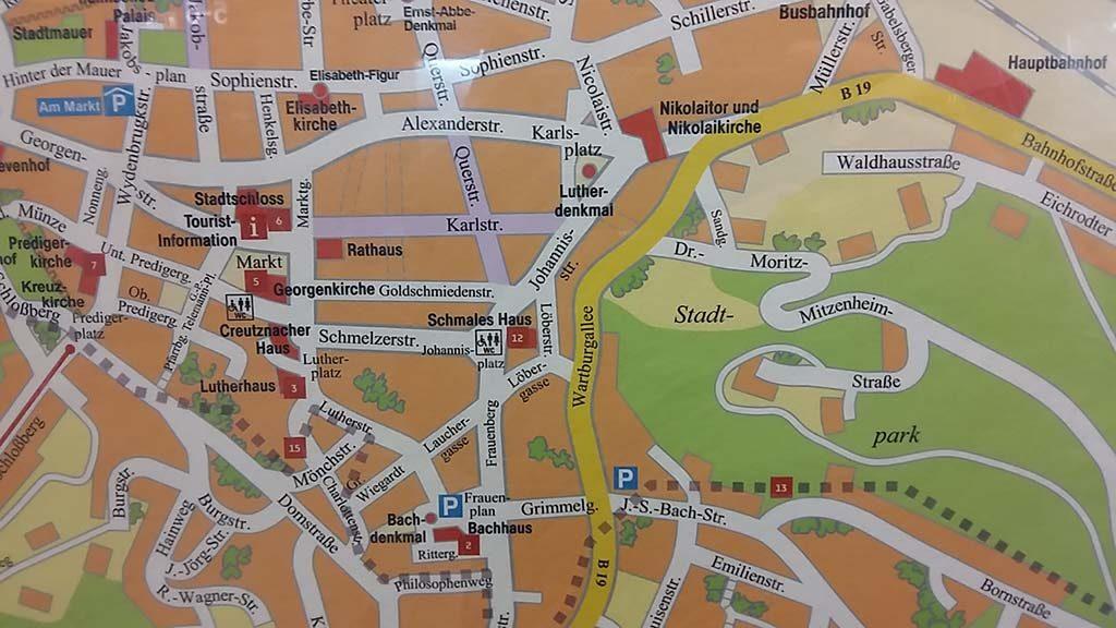 Eisenach-plattegrond-foto-Wilma-Lankhorst.