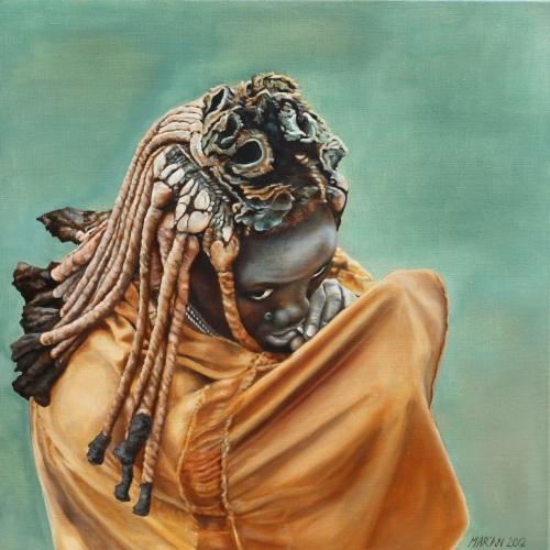 Marianne-van-Gaale-Namibië-Himba-meisje