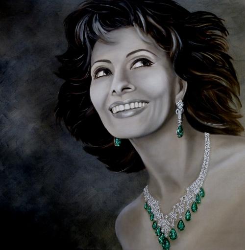 Marianne-van-Gaale-Sophia-Loren