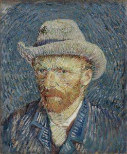 Vincent-van-Gogh-zelfportret-met-grijze-vilthoed-1887-coll.-Van-Gogh-Museum.