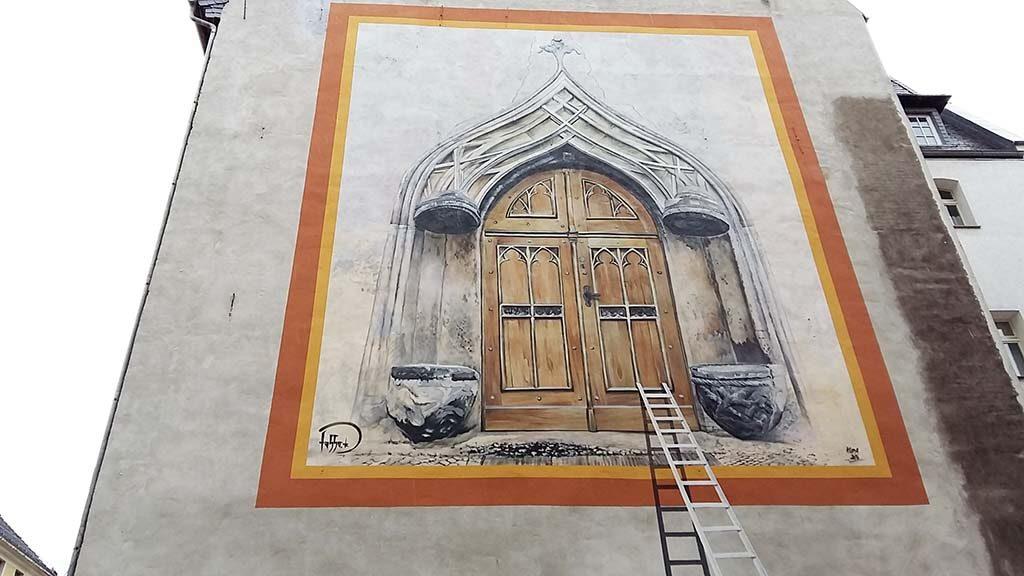 Wittenberg-Street-Art-Stairway-to-heaven-foto-Wilma-Lankhorst