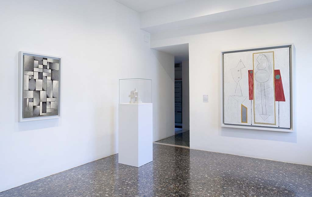 Peggy Guggenheim Collection-_Van Doesburg-en-Picasso_foto_Matteo_de-Fina