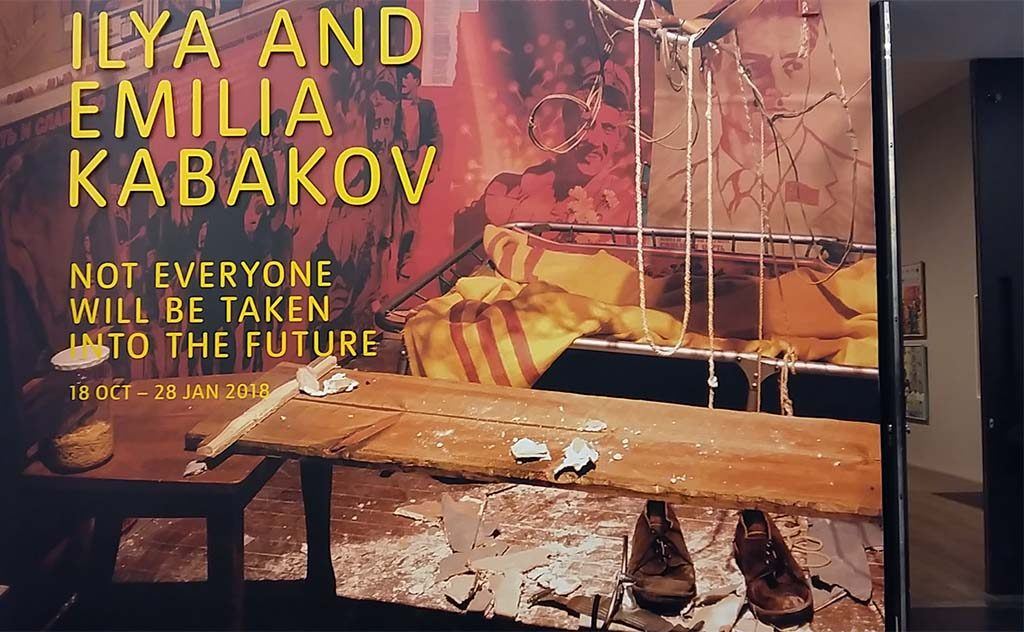 Ilya & Emilia Kabakov-Tate-Modern_entree-tentoonstwlling-foto-Wilma-Lankhorst
