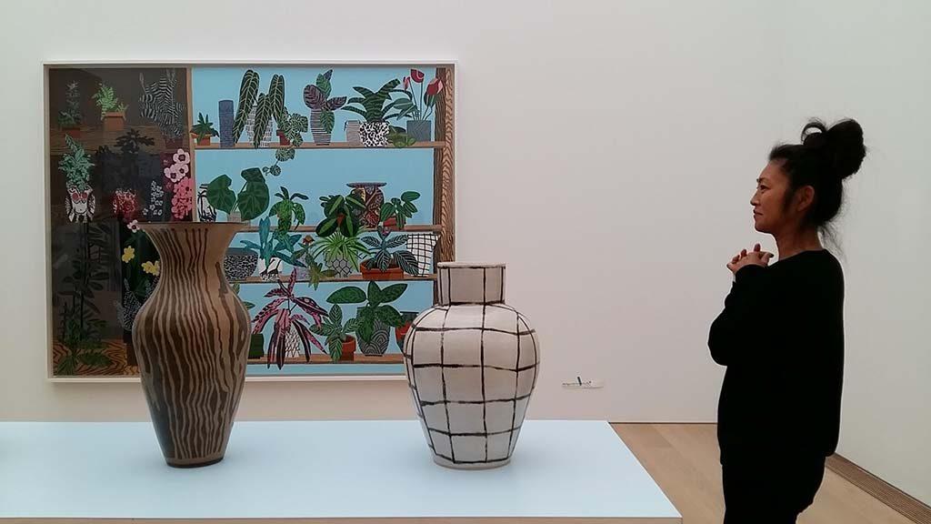 Shio Kusaka en Jonas Woodzaal-1-Museum-Voorlinden-foto-Wilma-Lankhorst.