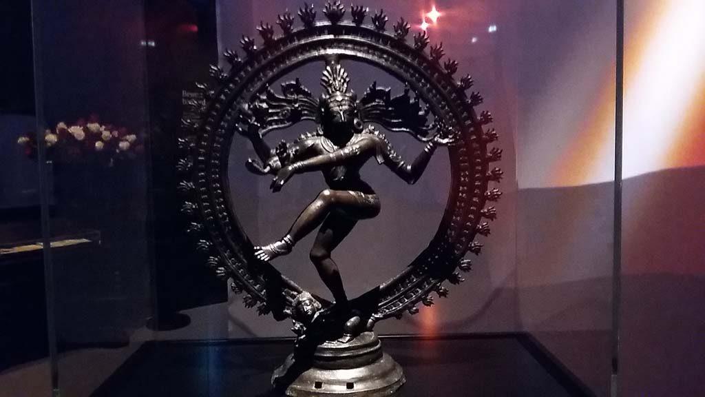 Fries-Museum-Mata-Hari-beeld-Shiva-foto-Wilma-Lankhorst