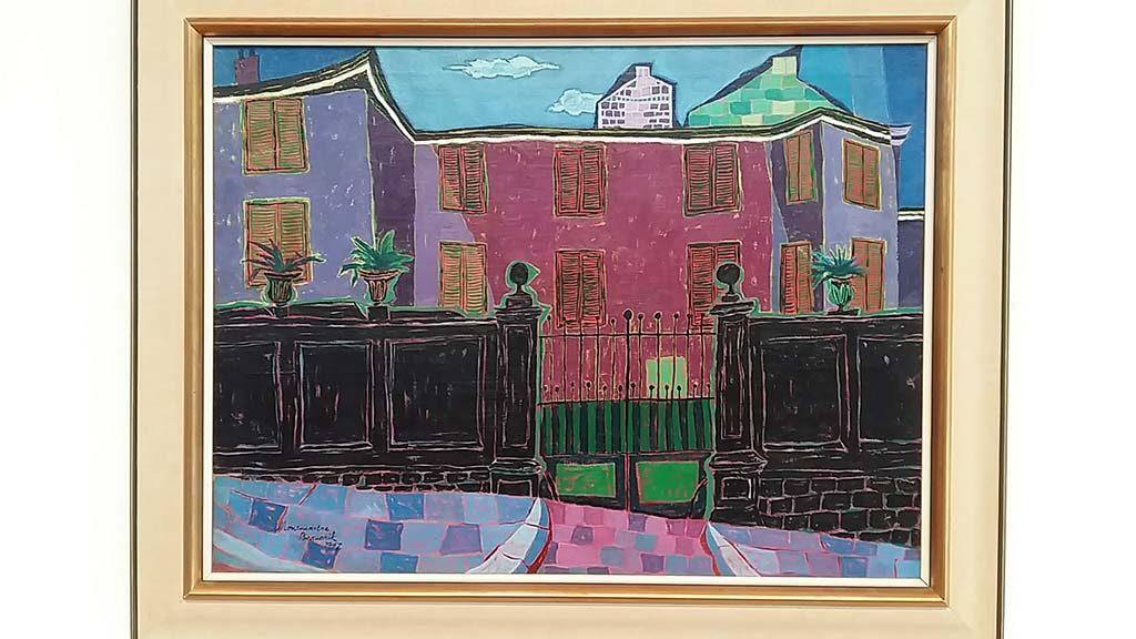 Hermanus Berserik Montmartre-1947-Museum-MORE-foto-Wilma-Lankhorst