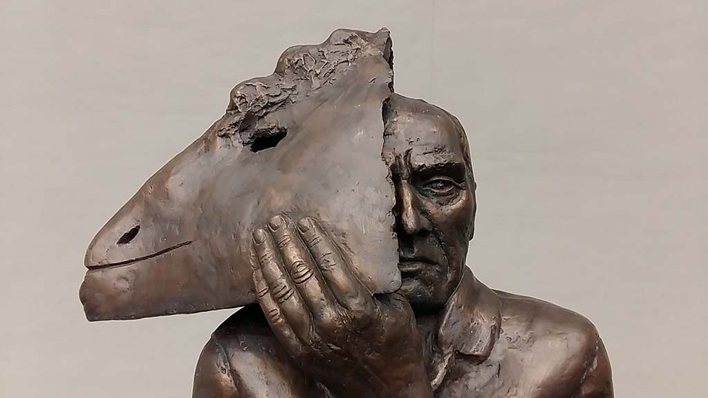 Man-met-masker-©Wolfgang-Mattheuer-Museum-de-Fundatie-foto-Wilma-Lankhorst