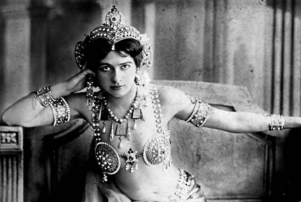 Mata Hari Campagnebeeld
