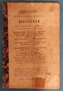Catalogus expositie