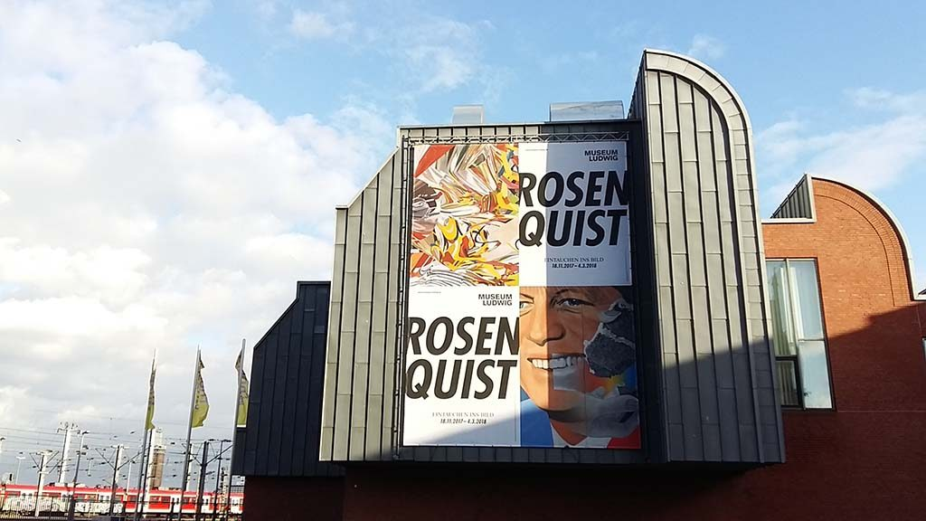 James-Rosenquist-in-Museum-Ludwig-Keulen-foto-Wilma-Lankhors