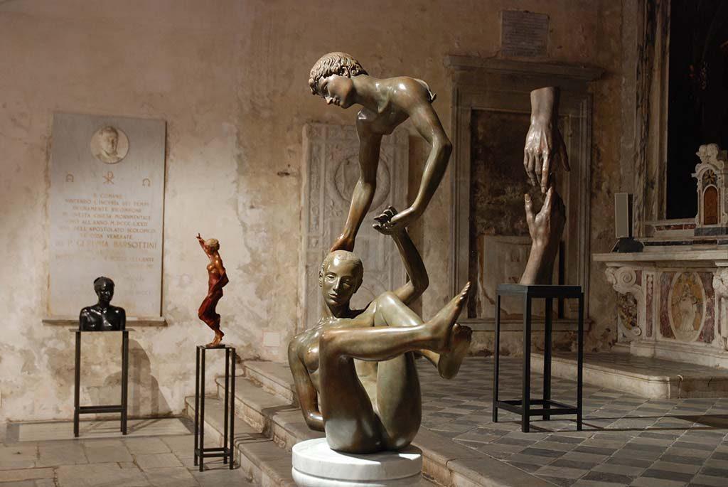 Tentoonstelling-iconische-beelden-midden-De-Gave-©Margot-Homan