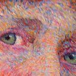 Vrouwelijke-kunstenaars-Jo-Koster-zelfportret-detail-foto-Wilma-Lankhors