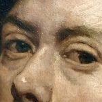 Vrouwelijke-kunstenaars-Suze-Robertson-zelfportret-detail-foto-Wilma-Lankhorst.
