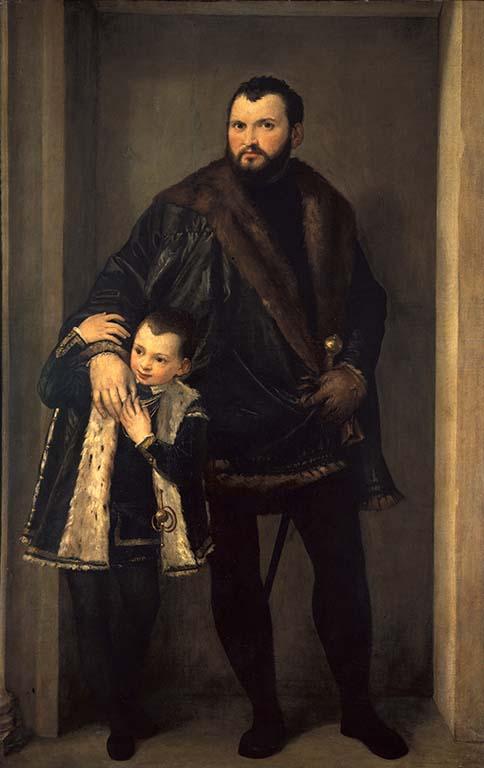 Museuwemweek Amsterdam High Society Florence-Uffizi_Paolo-Veronese-Count-Iseppo-da-Porto