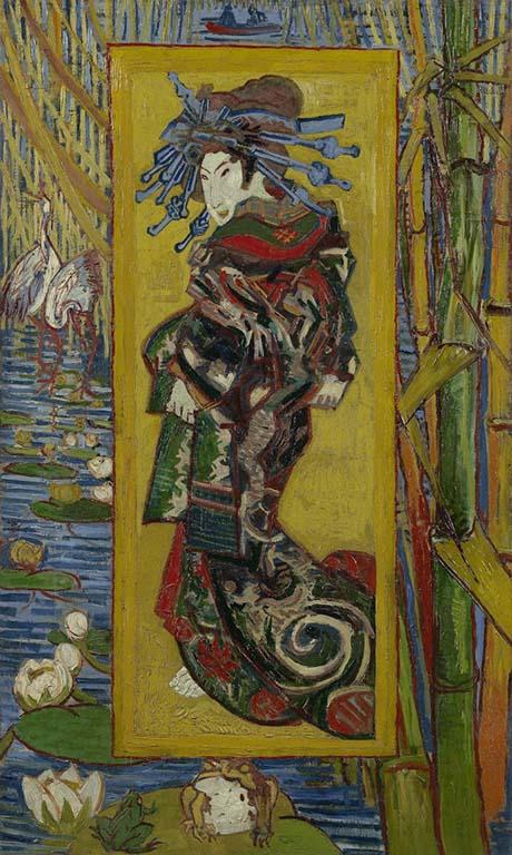 Couritsane_-naar-Eisen_-Vincent-van-Gogh-1887-coll-Vincent-van-Gogh-Museum