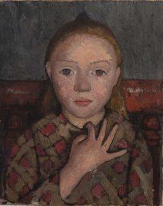 Paula-Modersohn-Becker-LR-Meisje-met-gespreide-hand-voor-borst-1905.-Von-der-Heydt-Museum-Wuppertal