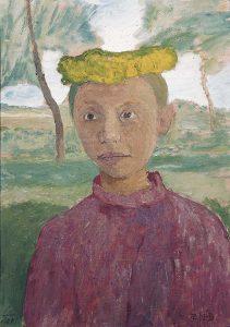 Paula-Modersohn-Becker-LR_-Meisje-met-gele-krans-in-haren-1901-coll.-Von-der-Heydt-Museum-Wuppertal