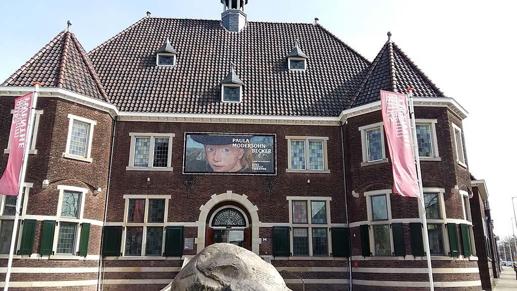 Paula-Modersohn-Becker-in-het-Rijksmuseum-Twenthe-Enschede-april-2018