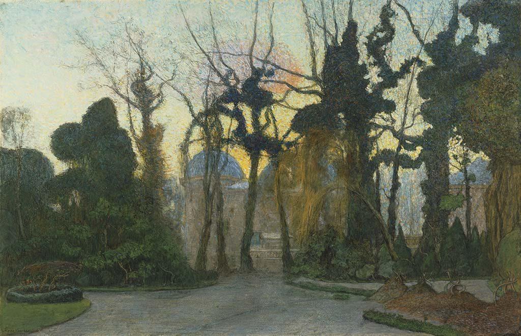 vier realisten Floris-Verster-Endegeest-1893-werk-op-papier-coll-Kröller-Müller-Museum